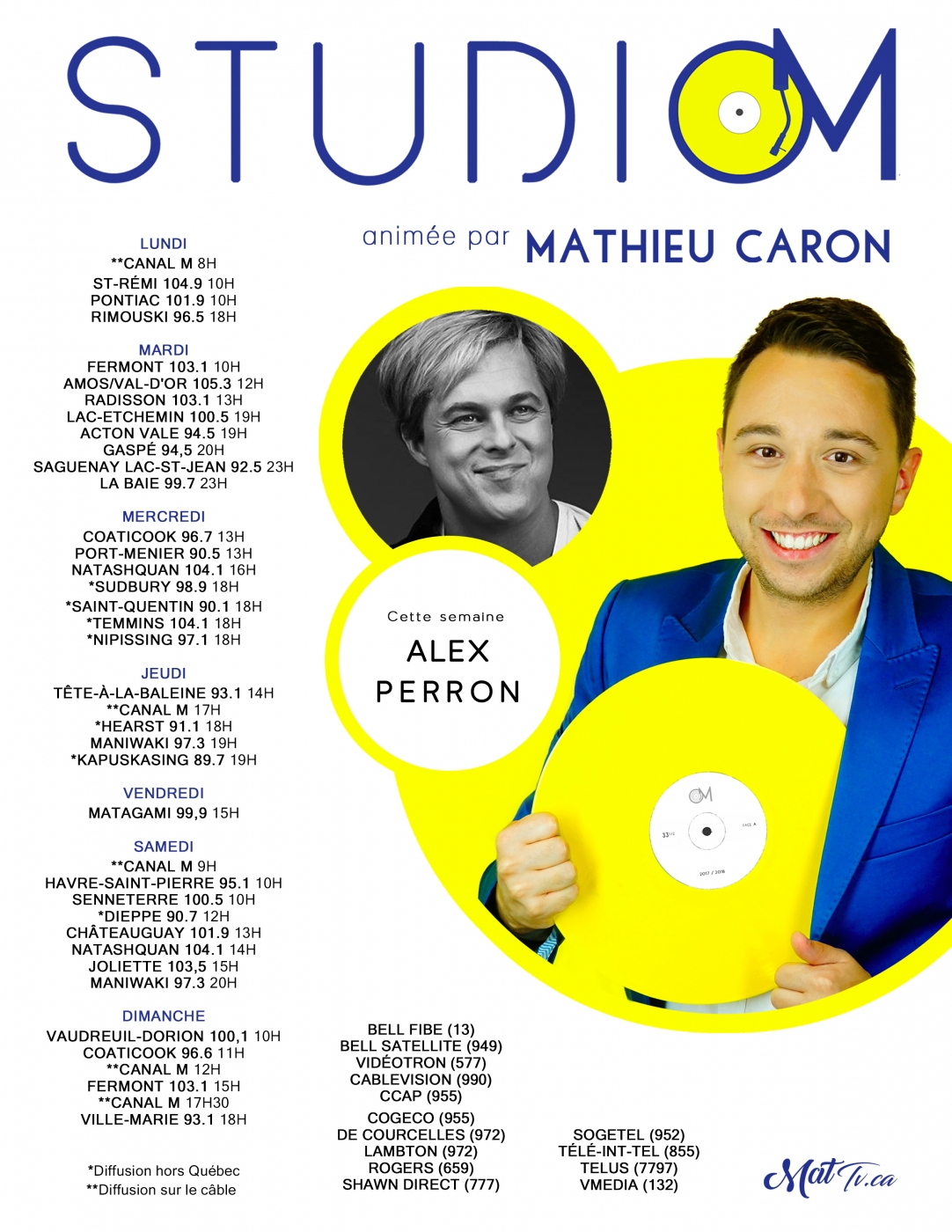 Mathieu 8x11 - Alex Perron 2.0